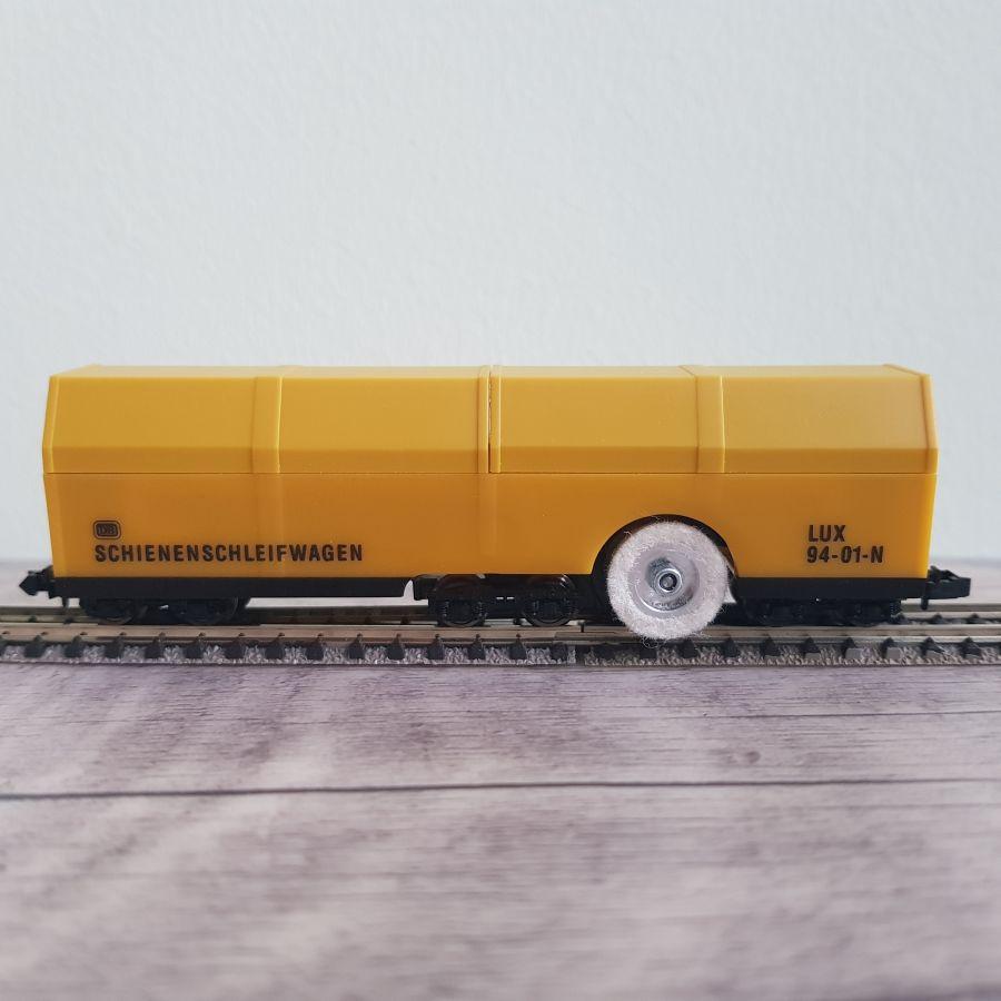 Schienenschleifwagen - LUX 9470