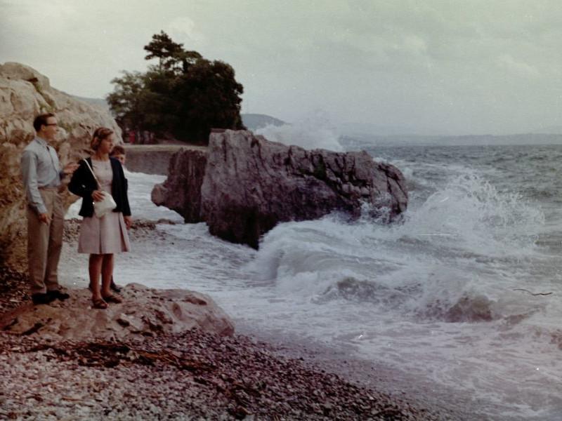 Triest - Castello di Miramare, 1965