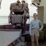 Triest - Kriegsschiff, 1965