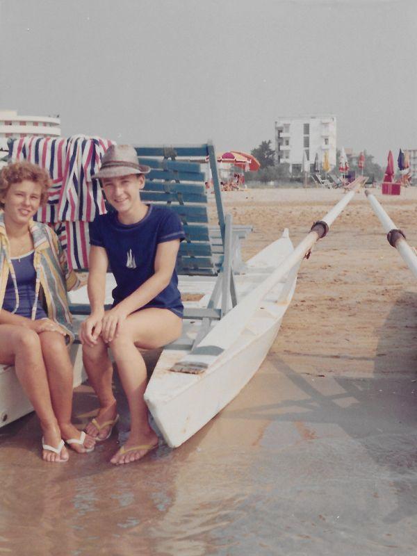 Bibione, 1964