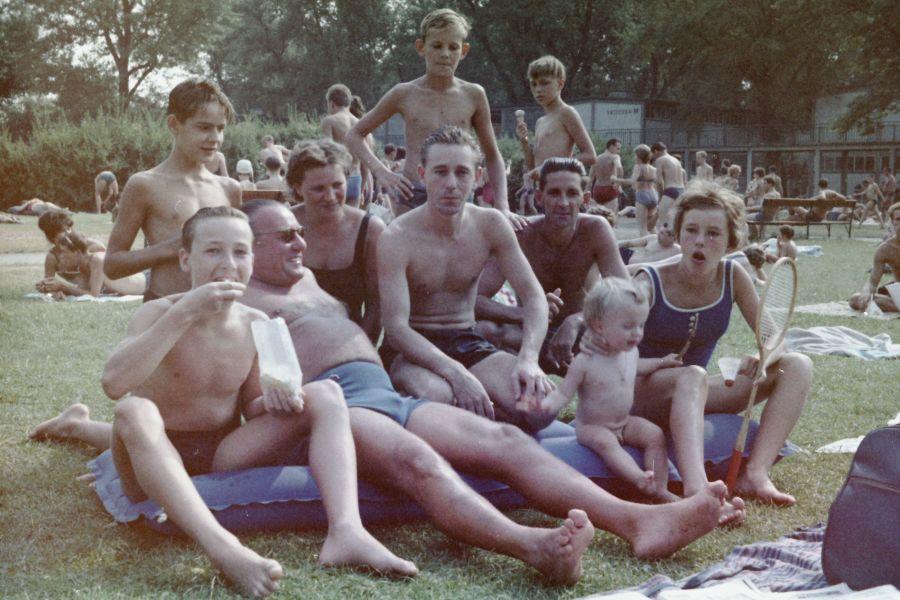 Im Gänsehäufel, 1963