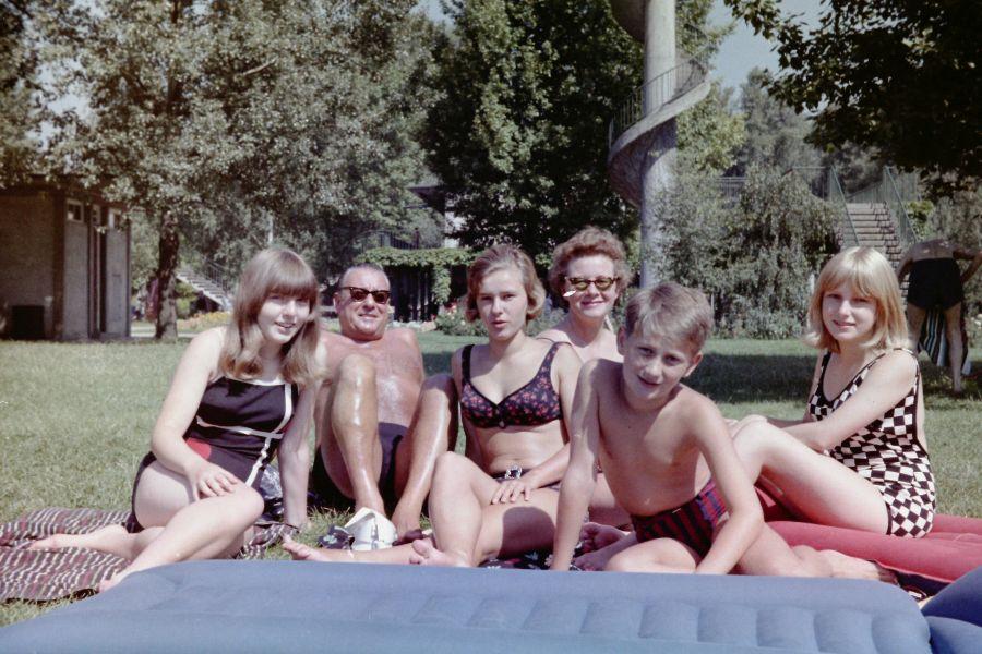Im Gänsehäufel, 1966