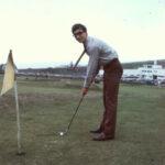 Beim Golfspiel, 1967