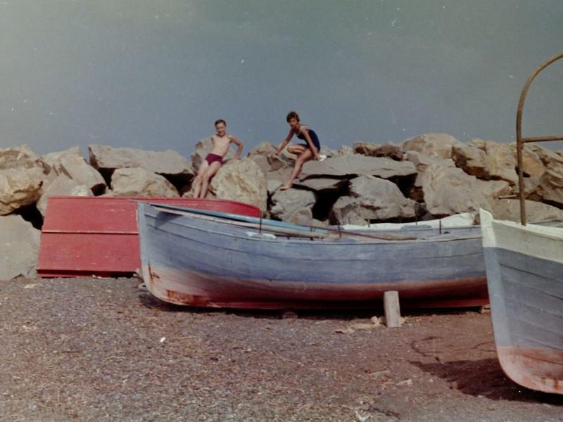 Ligurische Küste, 1963