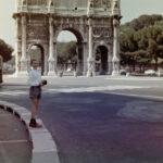 Rom - Konstantinbogen, 1963