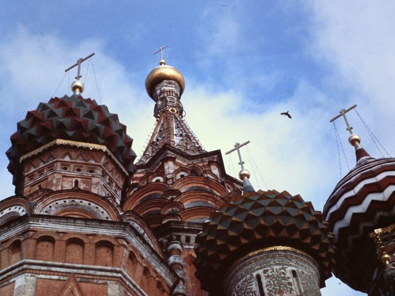 Russland - Moskau, 1973