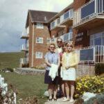 Sommerwohnung in Saltdean, 1967