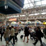 Ab nach Brighton - Victoria Station