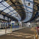 'Bahnhof Brighton' - Es geht zurück