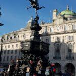 The Shaftesbury Memorial Fountain