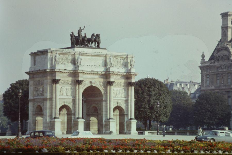 'Arc de Triomph', 1973
