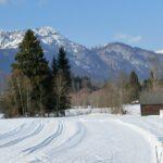 Ein Paradies für Skilangläufer