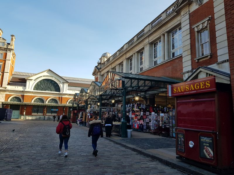 Jubilee Market - The Heart of Covent Garden