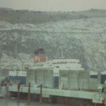 Ankunft in Dover, 1973