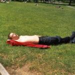 Kurze Rast in Greenwich, 1998