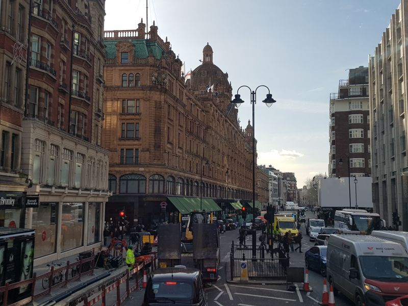 Harrods (Founded 1849)