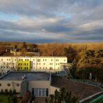Hotel Kaiserbad, Ausblick vom Zimmer