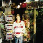 Martin in London, 1998