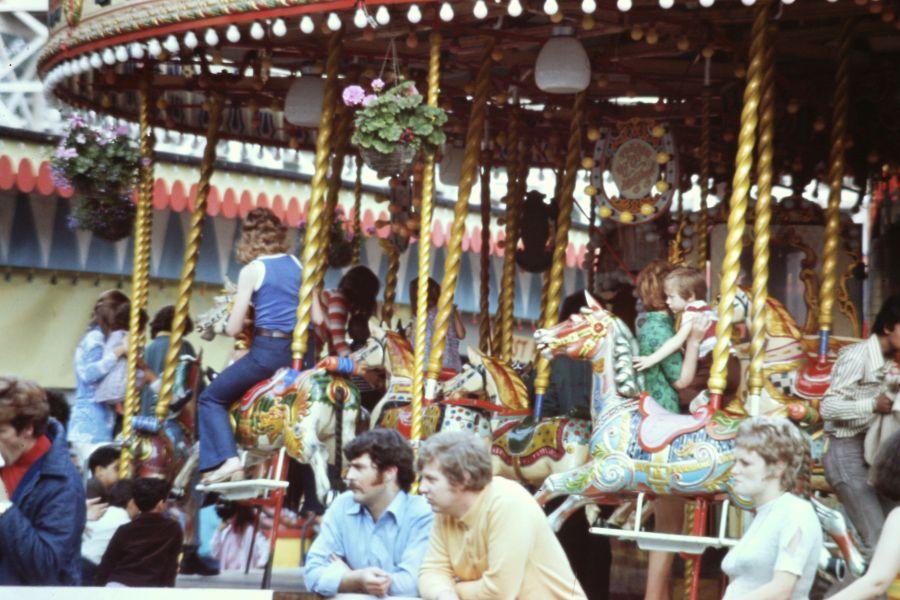 merry go round, 1973