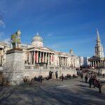 The National Gallery - Trafalgar Square