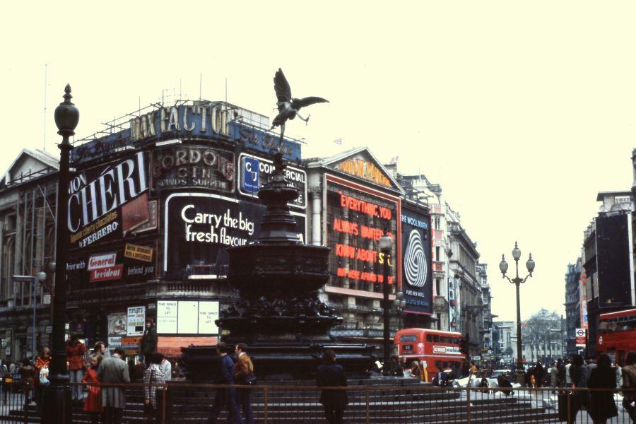 Picadilly Circus - Das Original, 1973