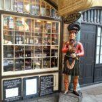 Shops in Covent Garden