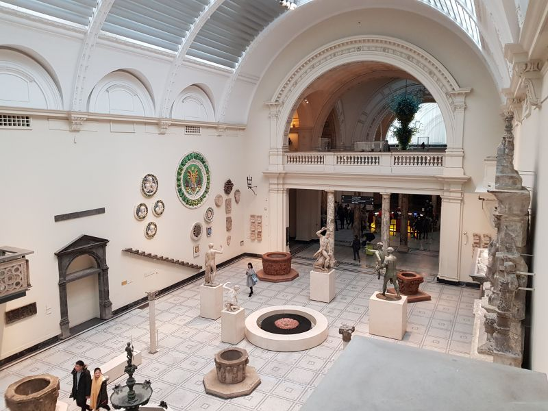 V&A (Victoria and Albert) Museum