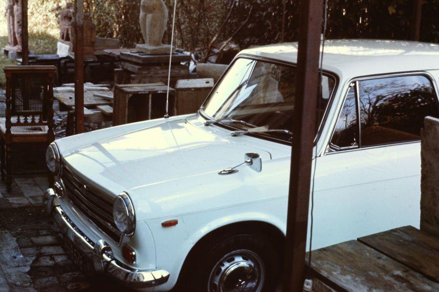 Vor der Abfahrt, 1973