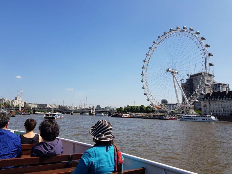 Am Boot nach Greenwich