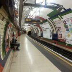Picadilly Line - Richtung 'West'