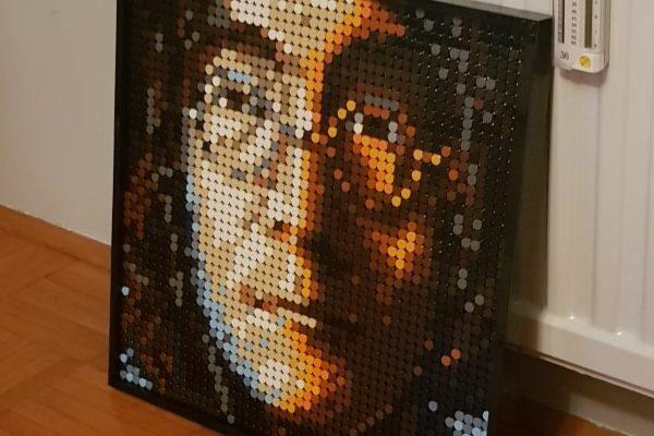 John Lennon - LEGO 31198