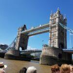 Ende September - London Tower Bridge